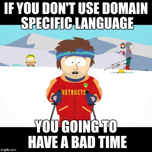 domain language